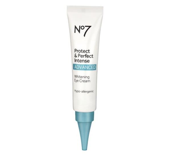 7. ยี่ห้อ No7 Protect & Perfect Intense ADVANCED Whitening Eye Cream