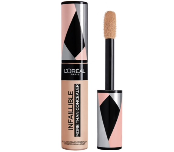 2. ยี่ห้อ L'OREAL INFALLIBLE MORE THAN CONCEALER