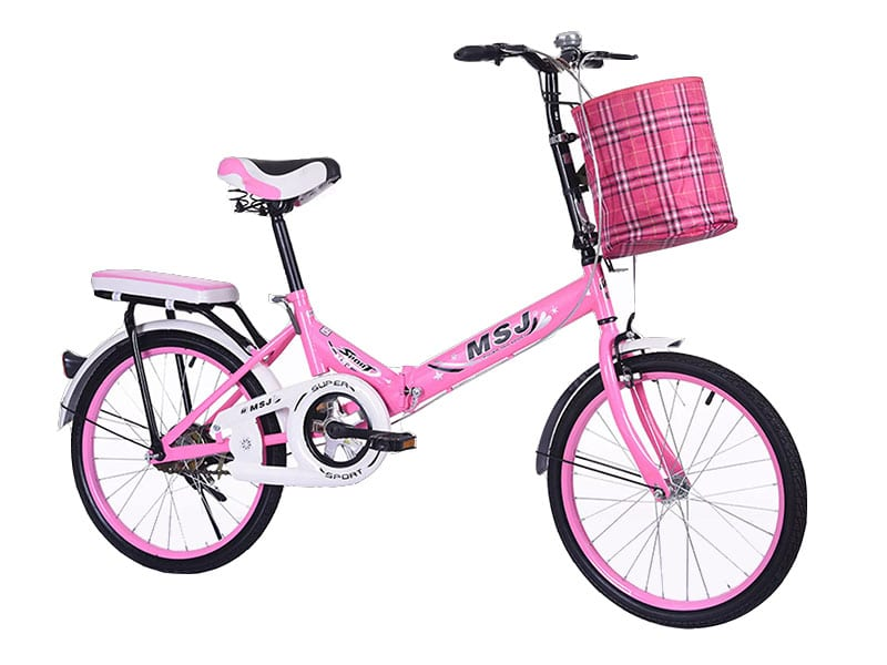 10. จักรยานพับได้ ยี่ห้อ Foldable bicycle