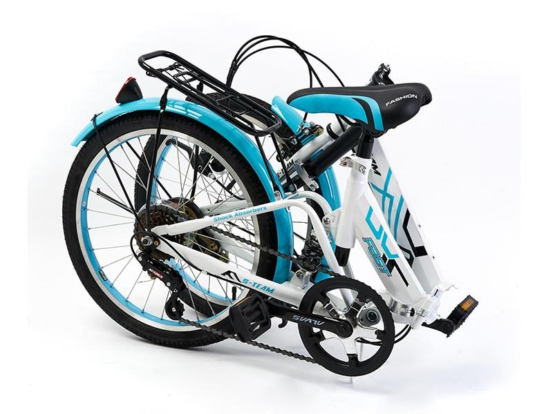 จักรยานพับได้ S-Team