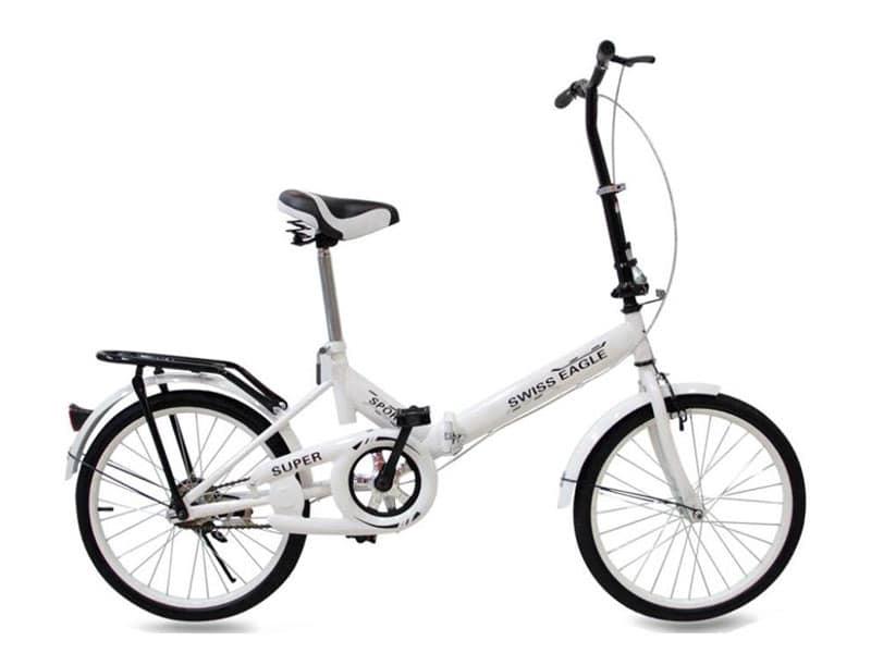 9. จักรยานพับได้ ยี่ห้อ SWISS EAGLE BIKE รุ่น 16G