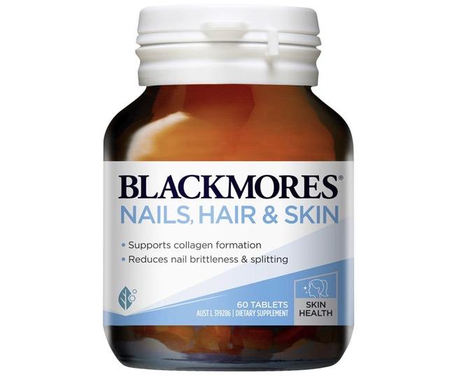 5. ไบโอติน ยี่ห้อ Blackmores Nails Hair and Skin