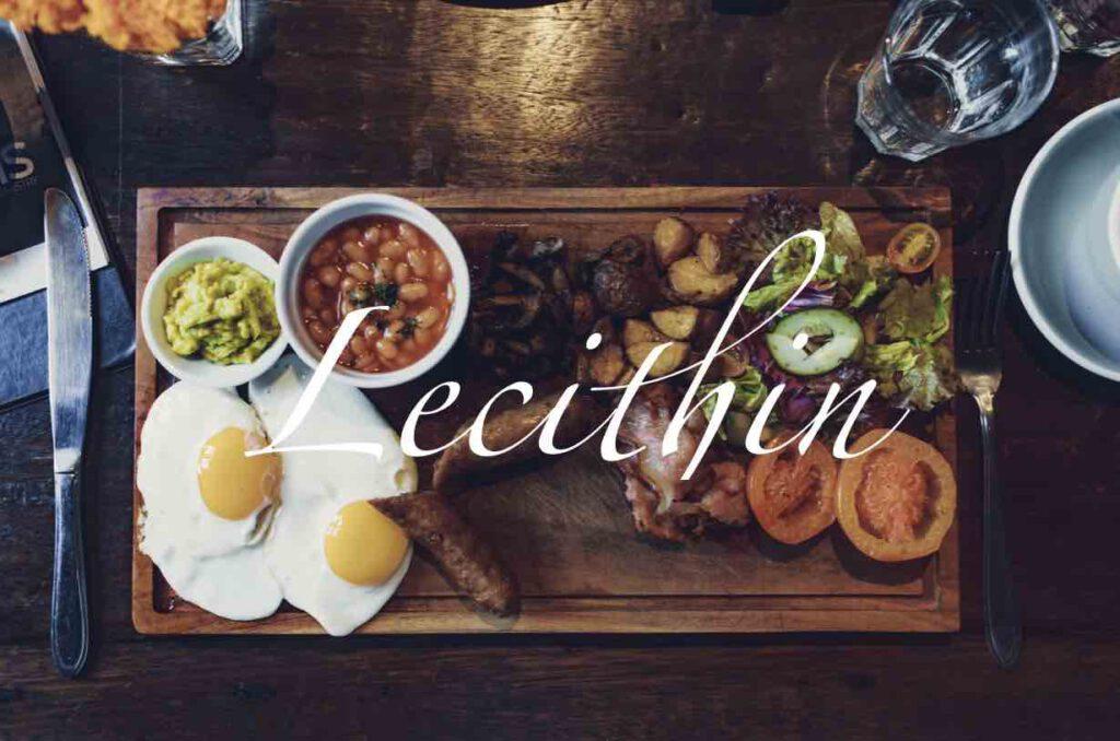 """มาทำความรู้จักกับสารอาหารอย่าง """"เลซิติน"""" กันสักนิด"""