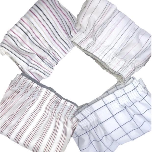 9. กางเกงในบ๊อกเซอร์ ไม่มียี่ห้อ