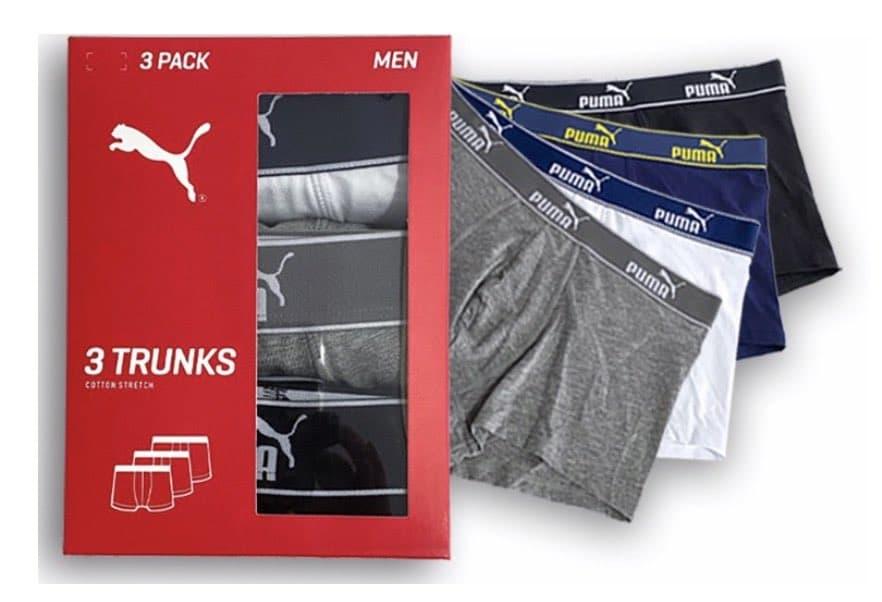 2. กางเกงในผู้ชาย ยี่ห้อ PUMA Man Underwear