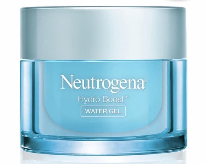 4. ครีมกลางวัน ยี่ห้อ Neutrogena Facial Moisturizer Hydro Boost Water