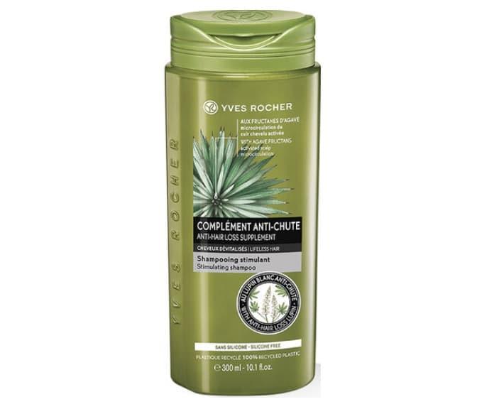 5. แชมพูลดผมร่วง ยี่ห้อ Yves Rocher Anti Hair Loss Shampoo
