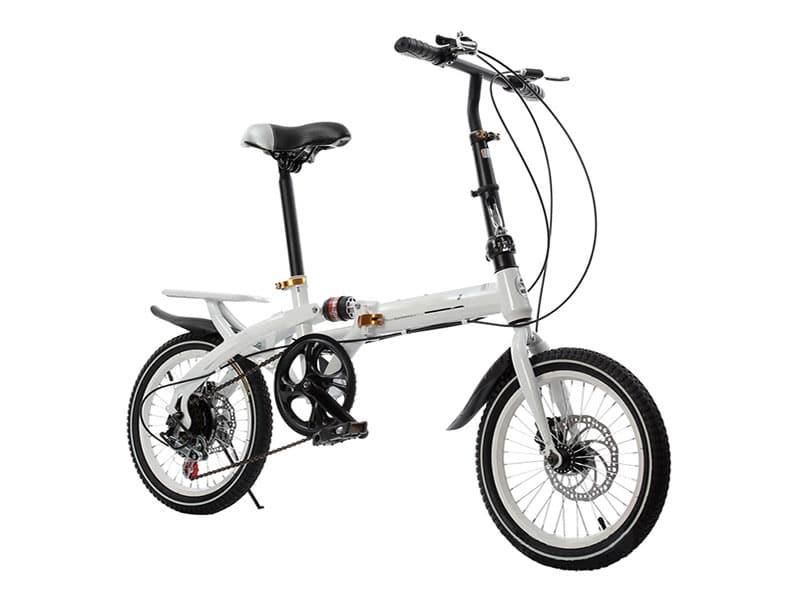 5. จักรยานพับได้ ยี่ห้อ BBD