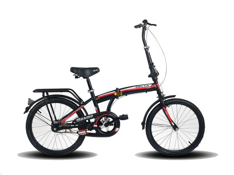 6. จักรยานพับได้ ยี่ห้อ DELTA รุ่น MAXMA