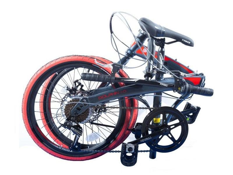 จักรยานพับได้ TRINX DOLPHIN 1.0