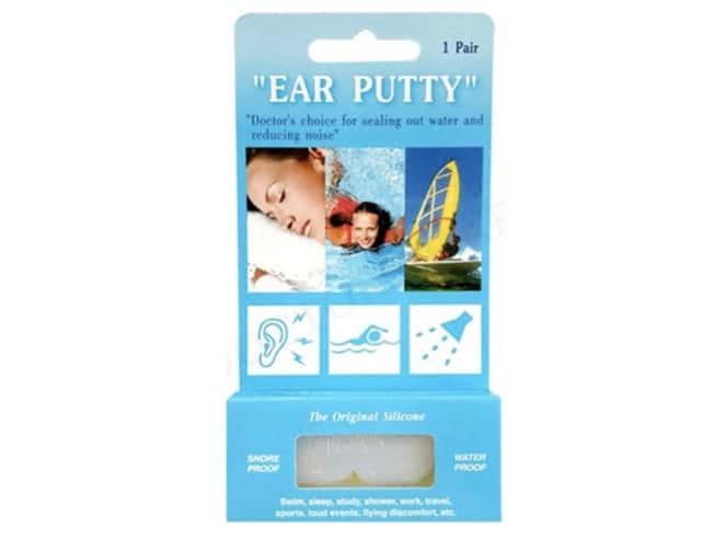 8. เอียปลั๊ก ยี่ห้อ EAR PUTTY