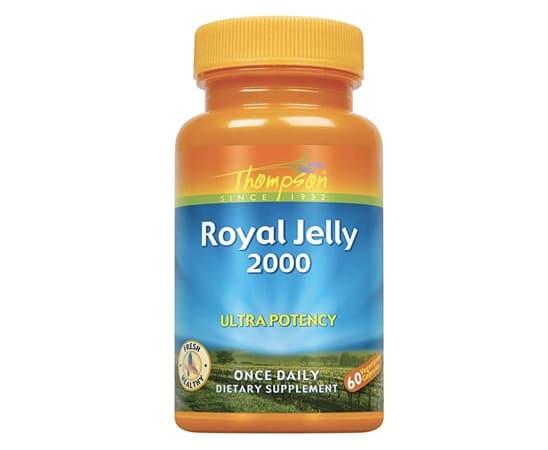 10. อาหารเสริมนมผึ้ง ยี่ห้อ Thompson Royal Jelly