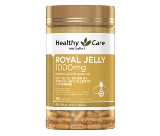 5. ยี่ห้อ Healthy Care Royal Jelly