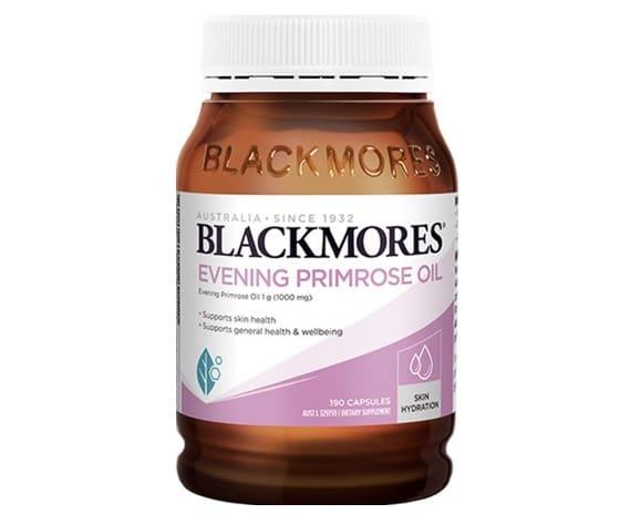 7. ยี่ห้อ BLACKMORES Evening Primrose Oil