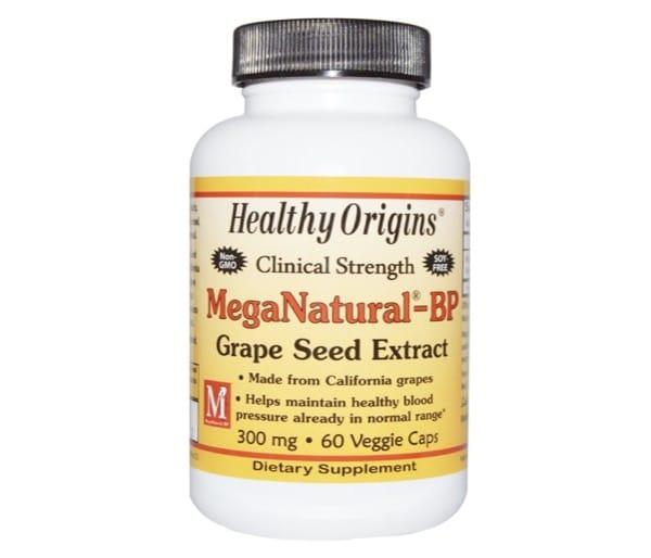 2. เกรปซีด ยี่ห้อ Healthy Origins Grape Seed