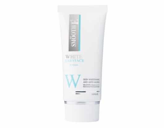 9. ครีมหน้าขาว ยี่ห้อ Smooth E White Babyface Cream
