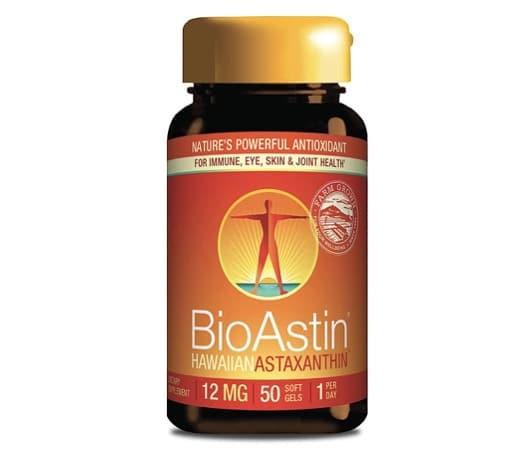 5. แอสตาแซนธิน ยี่ห้อ Bioastin Astaxanthin