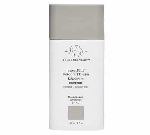 2. ครีมทารักแร้ขาว ยี่ห้อ Drunk Elephant Sweet Pitti™ Deodorant Cream