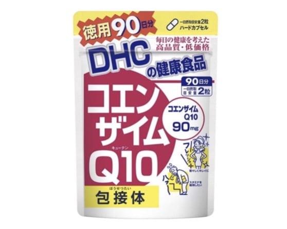 3. โคเอ็นไซม์ คิวเท็น ยี่ห้อ DHC Coenzyme Q10