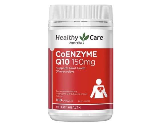 6. โคเอ็นไซม์ คิวเท็น ยี่ห้อ Healthy Care Coenzyme Q10