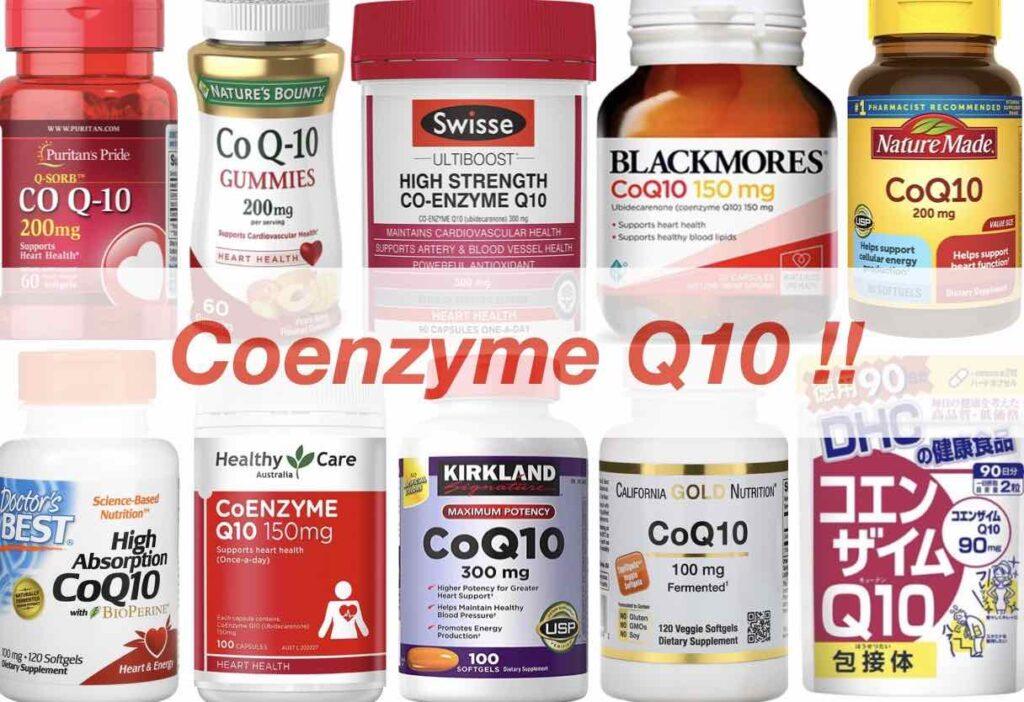 "+ ""Coenzyme Q10"" ยี่ห้อไหนดี 2021 มีรีวิว 10 ยี่ห้อ +"