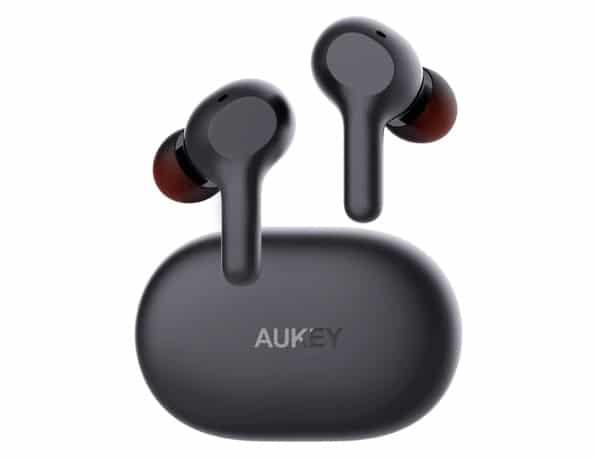 3. หูฟังไร้สาย ราคาไม่เกิน 2,000 บาท ยี่ห้อ AUKEY EP-T25