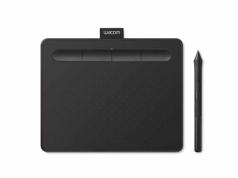 9. เมาส์ปากกา ยี่ห้อ Wacom Intuos Pen Small (CTL-4100/K0-CX)