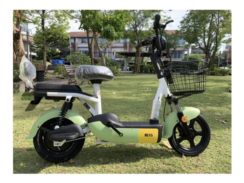 1. จักรยานไฟฟ้า ยี่ห้อ AIMA