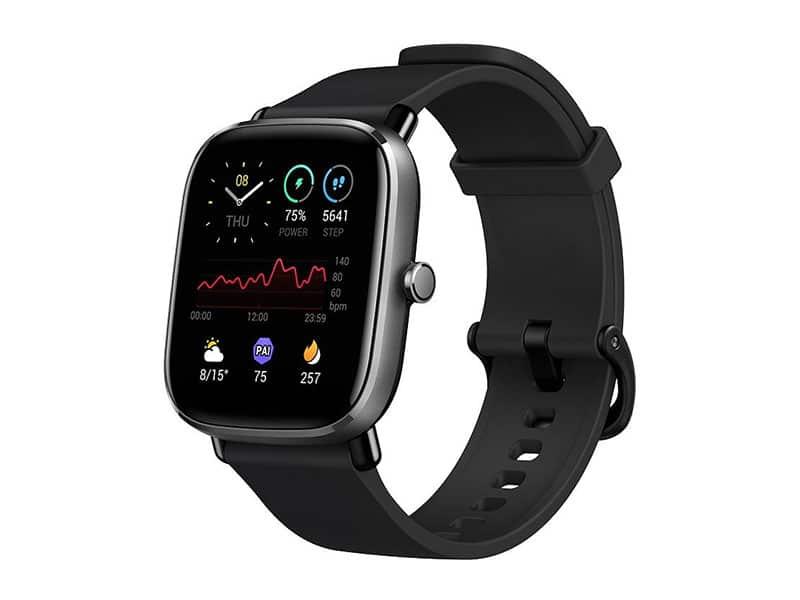 5. Smart Watch ราคาถูก ไม่เกิน 3,000 บาท ยี่ห้อ AMAZFIT GTS 2 Mini