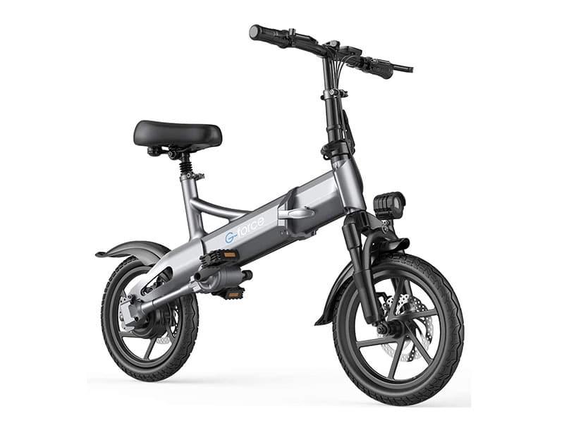 4. จักรยานไฟฟ้า ยี่ห้อ G-Force รุ่น G14