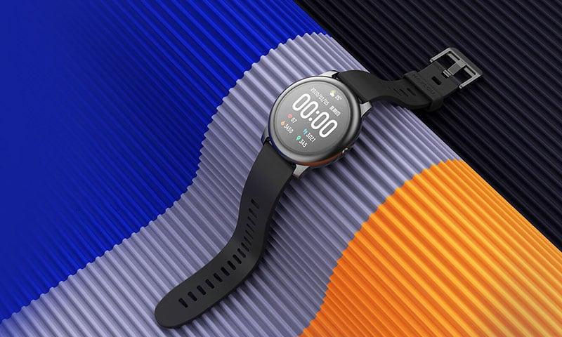 Smart Watch ราคาไม่เกิน 1000 บาท Haylou Solar LS05 (GB Ver.)
