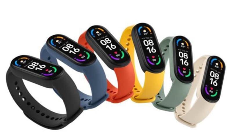 Smart Watch Xiaomi Mi band 6