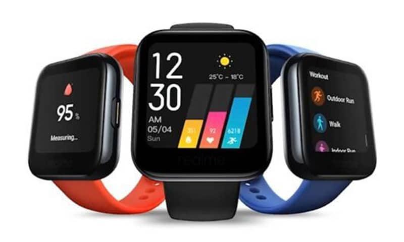 สมาร์ทวอทช์ ราคาไม่เกิน 2000 บาท ยี่ห้อ Realme Watch