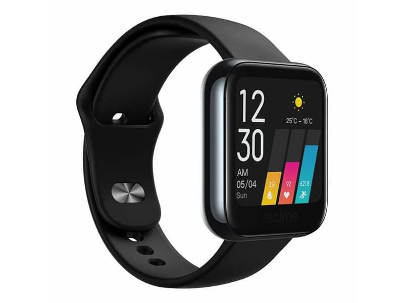 4. สมาร์ทวอทช์ ราคาไม่เกิน 2000 บาท ยี่ห้อ Realme Watch