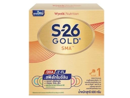 1.2 S26 GOLD sma สูตร 1