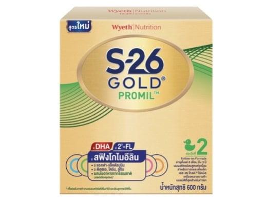 2.2 S-26 GOLD Promil สูตร 2
