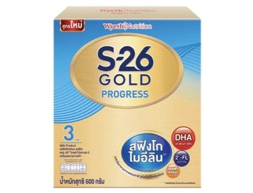 3.2 S26 GOLD Progress สูตร 3