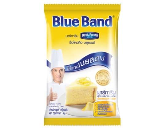 1. มาการีน ยี่ห้อ Blue Band