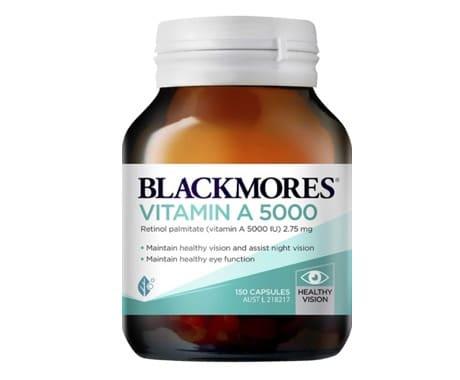 6. ยี่ห้อ Blackmores