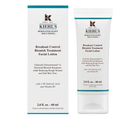 2. ยี่ห้อ KIEHL's Breakout Control Blemish Treatment Facial Lotion