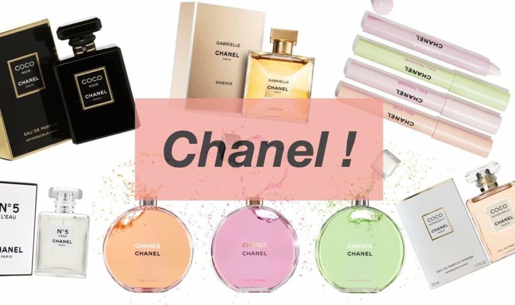 """+ """"น้ำหอม Chanel ผู้หญิง"""" กลิ่นไหนหอม 2021 มีรีวิว 10 กลิ่น +"""