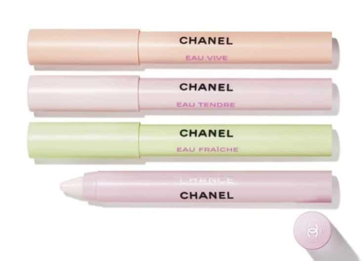 2. น้ำหอม Chanel ผู้หญิง รุ่น Chanel Chance Series Crayons De Parfum Pencils