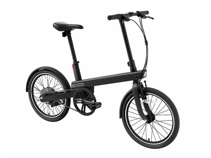 8. Xiaomi Qicycle TDP02Z Electric Bike