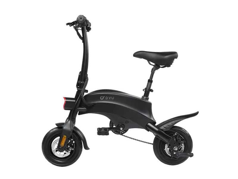 9. จักรยานไฟฟ้า ยี่ห้อ DYU รุ่น S2 E-bike