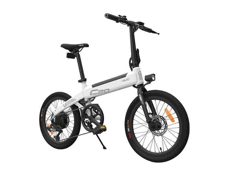 6. จักรยานไฟฟ้า ยี่ห้อ HIMO รุ่น C20