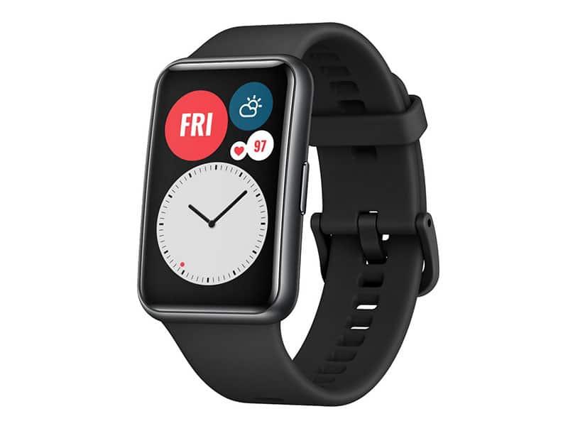 2. Smart Watch ยี่ห้อ Huawei Watch Fit ราคาไม่เกิน 3,000 บาท