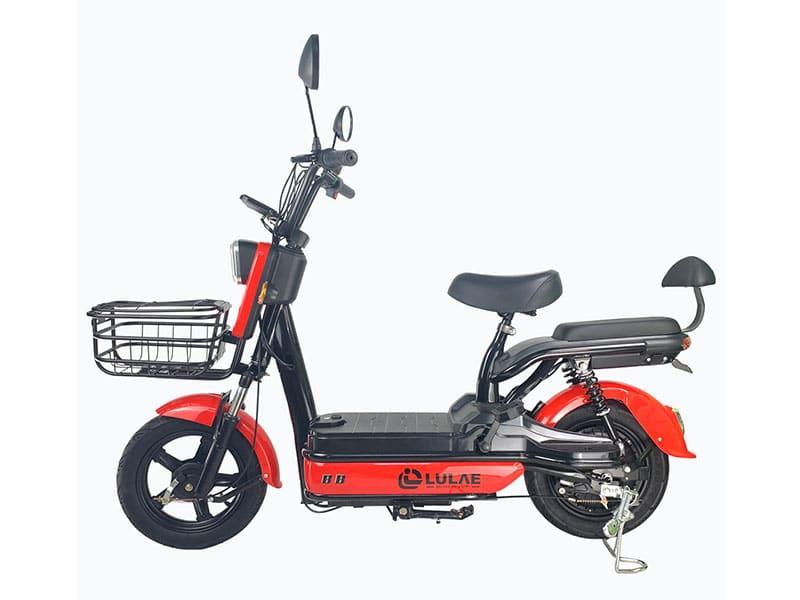 10. จักรยานไฟฟ้า ยี่ห้อ LULAE V3