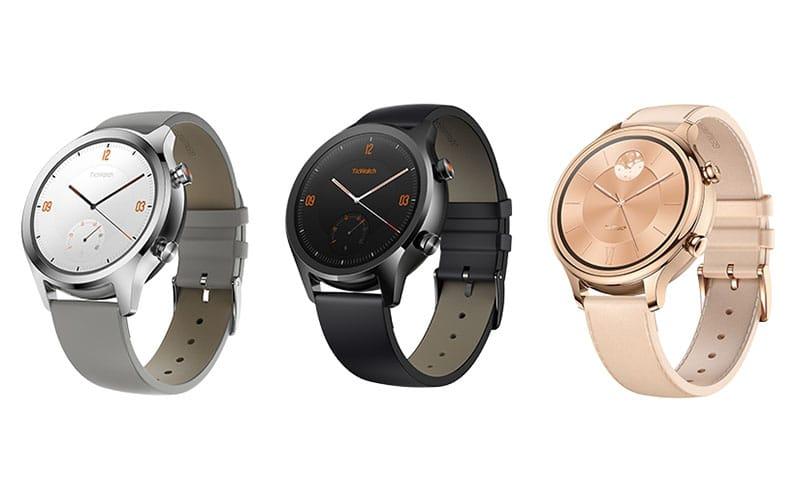 สมาร์ทวอทช์ Ticwatch C2 Plus
