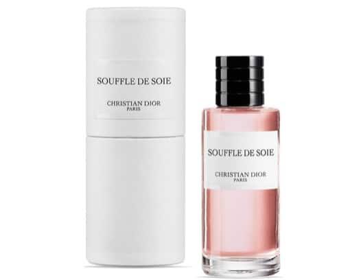 1. น้ำหอม Dior ผู้หญิง รุ่น Christian Dior Souffle de Soie EDP