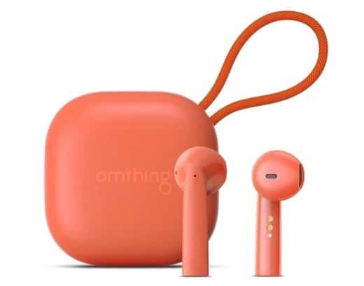 หูฟังไร้สาย ราคาถูก ไม่เกิน 1,000 บาท ยี่ห้อ 1MORE Omthing Airfree Pods